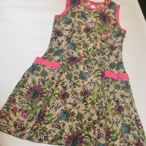 Uncle Frank XS Floral Dress Midi Super Cute